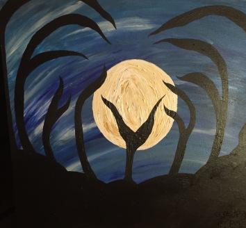 Restless Moonlight